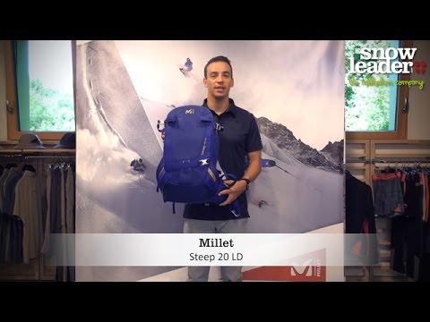 MILLET Steep Pro 20 Sacs /à Dos de randonn/ée Homme