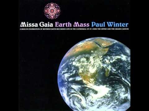 Paul Winter - Canticle of Brother Sun