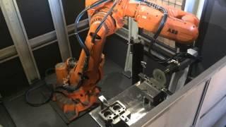 Cast Grinding Robotic (Taşlama Robot)