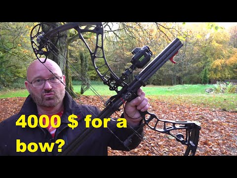 Most Expensive Bow On The Planet?
