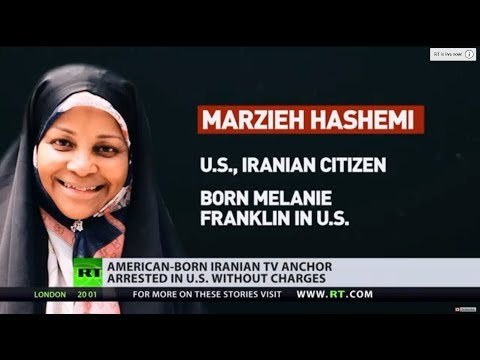 'Journalism isn't a crime': Iranian TV anchor arrested in US without сharges
