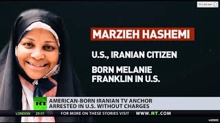 \'Journalism isn\'t a crime\': Iranian TV anchor arrested in US without сharges