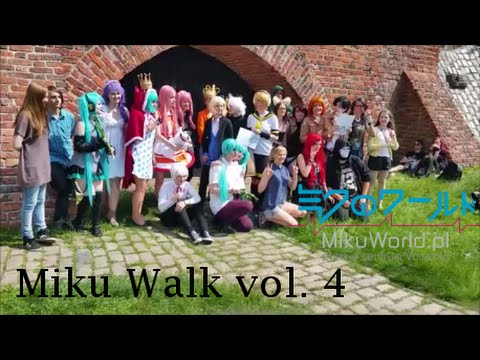 MikuWorld.pl na Miku Walk vol. 4