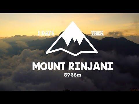 Mount Rinjani / Lombok - 3 Days Trek - GoPro / Feiyu G4 / DJI Mavic Pro