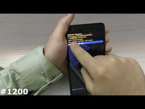 Сброс настроек Prestigio Grace R5 PSP5552 (Hard Reset Prestigio Grace R5 LTE PSP5552)