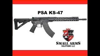 The PSA KS-47 Gen-2 M-Lok MOE EPT Rifle