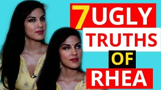 Ugly Truth of Rhea Chakraborty | Glam Up