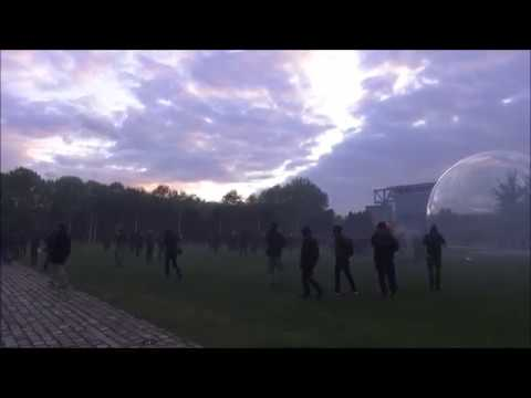 [ SHORTCUT ] Meeting Front National Zénith : nombreux incidents