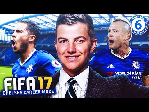 """""""AM I GOING TO GET FIRED?"""" FIFA 17 CHELSEA CAREER MODE #6"""