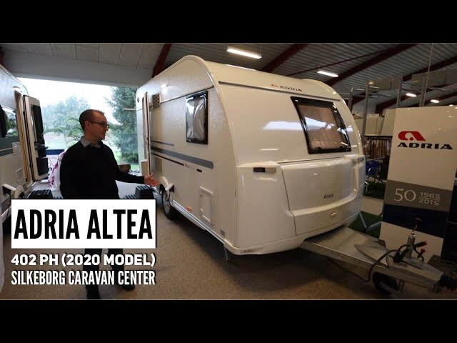 Adria Altea 402 PH (2020 model)