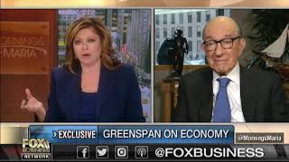Fox Business   Alan Greenspan This is a very extraordinarily subdued economy