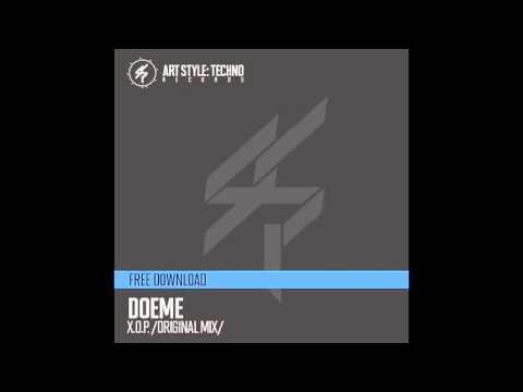 Doeme - X.O.P. (Original Mix) [FREE TRACK]