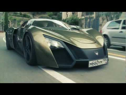 Marussia Motors Showroom - The Grand Opening (Monte Carlo, Monaco)