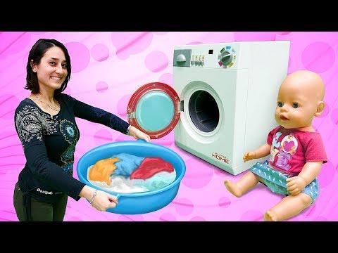 """Video animato per bambini. Una giornata con """"Come una mamma"""". Tutti gli episodi in italiano"""