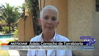 Entrevista con Adela de Torrebiarte  sobre Problemas en el Futbol Nacional