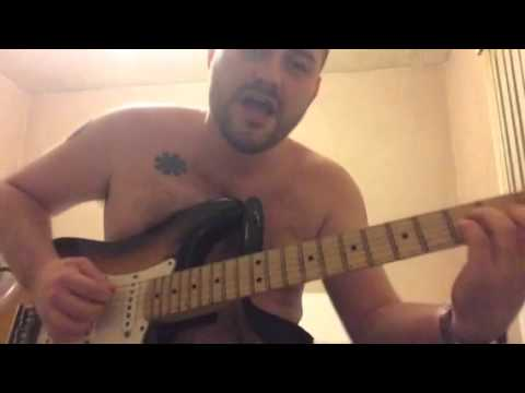 John Frusciante - Dying Song (Cover) #2