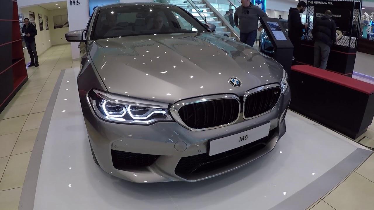 2018 BMW M5 F90 VIP Event