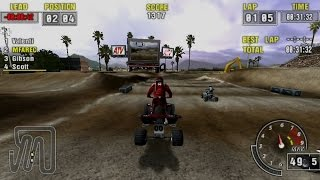 ATV Offroad Fury Pro Gameplay Championship (PSP)