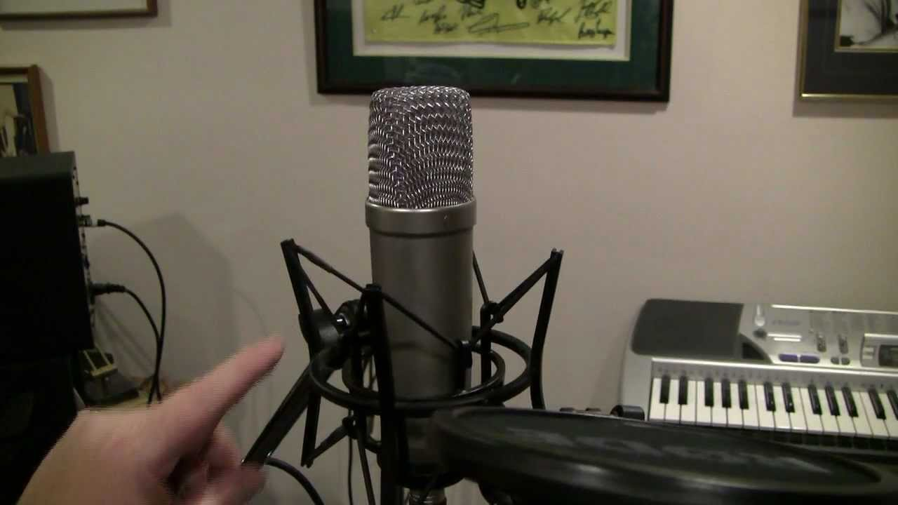 rode nt1 a condenser mic overview nt1a youtube. Black Bedroom Furniture Sets. Home Design Ideas