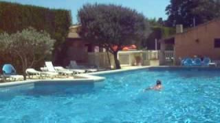 Campsite Pegomas Provence Swimming Pool