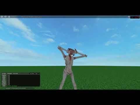 Roblox Script Showcase Scp 096 Leaked Youtube