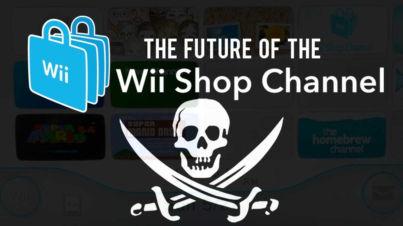What the Wii Shop Closing Means for Piracy