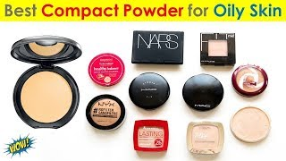 5 Best Compact Powder for Oily Skin in 2019   Top Compact Powder Brands