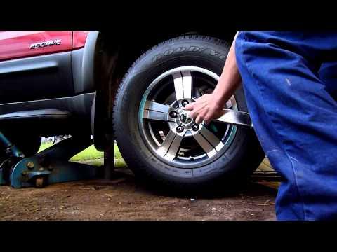 2001-2012 Ford Escape: Rear Shock Replacement Procedure ...