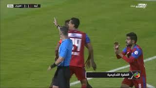 مباراة ( #ابها_الفيحاء ) الجولة السابعه دوري محمد بن سلمان للمحترفين