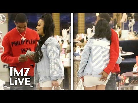 who is blac chyna dating july 2017