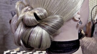 Hairstyle with braid | Hairstyles by REM | Copyright ©