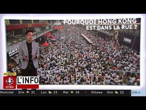 Pourquoi Hong Kong est dans la rue?