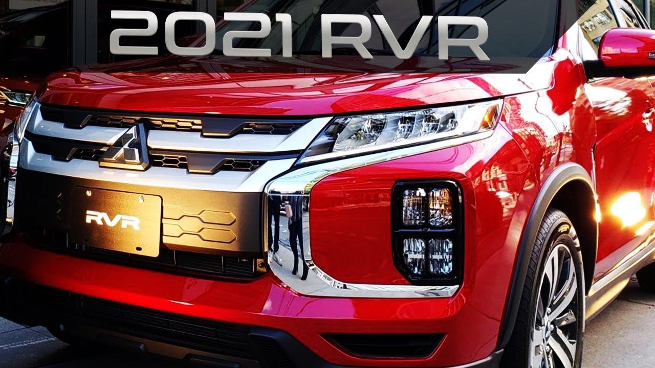 Erscheinungsdatum und Konzept Mitsubishi Rvr 2021