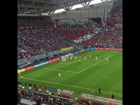 Hector moreno gol ultimo minuto MEXICO vs PORTUGAL 2-2
