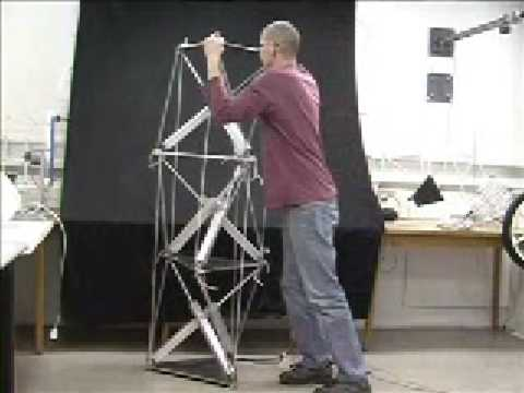 Tensegrity Deployable Device