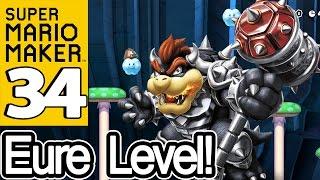 Super Mario Maker [034] Bowsers Superchargers | Let´s Play Super Mario Maker DEUTSCH