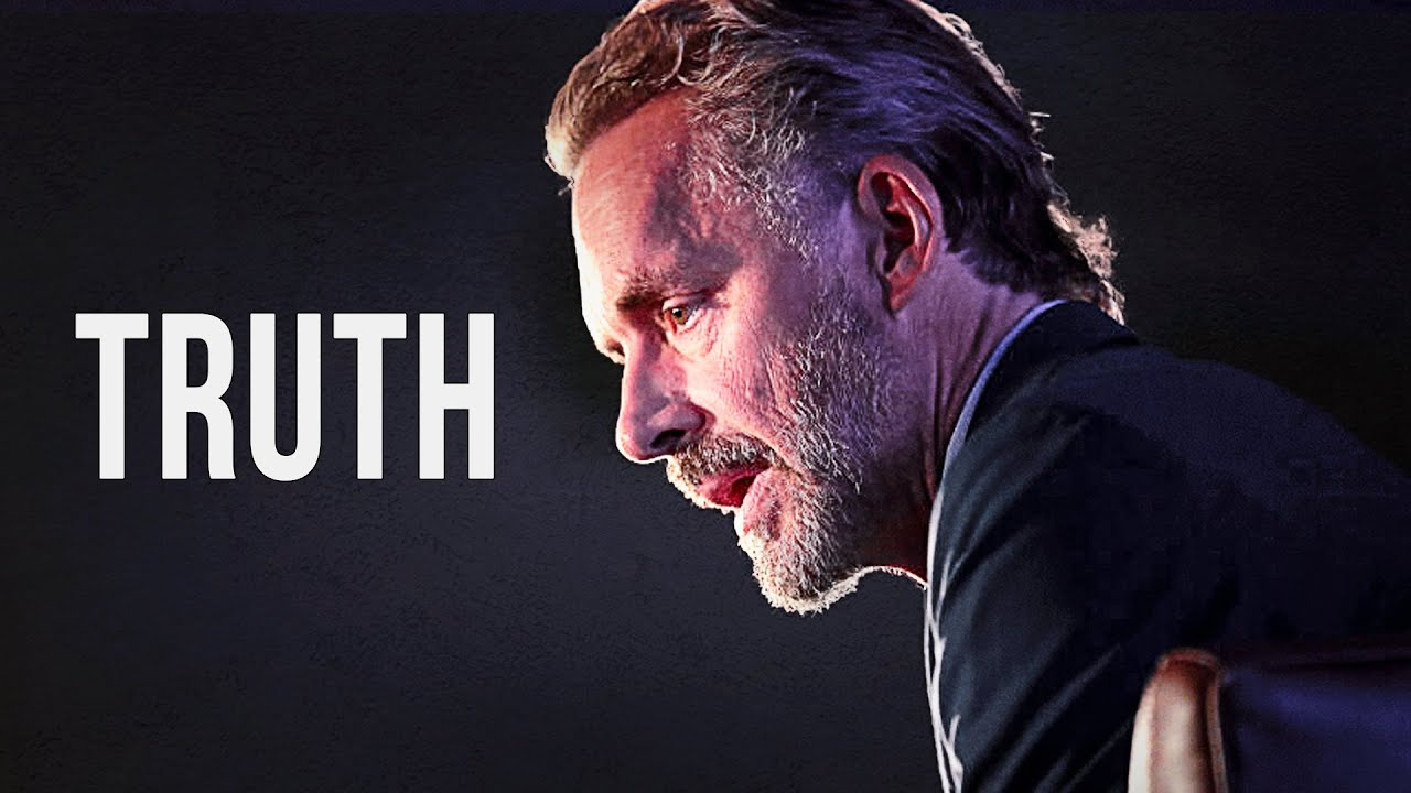 Download THE TRUTH - One of the Greatest Speeches Ever | Jordan Peterson Motivation