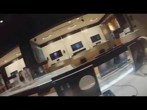 Vlogg #1 (våran första video) Bio och shopping mall