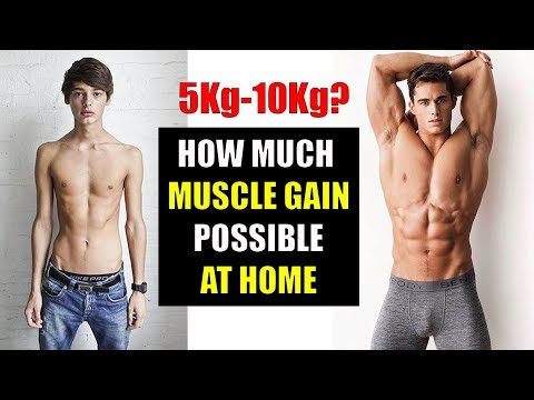 Bodyweight Weight Training Progressive Gains with no Barbell