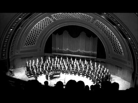 University of Michigan Men's Glee Club - Barb'ra Allen