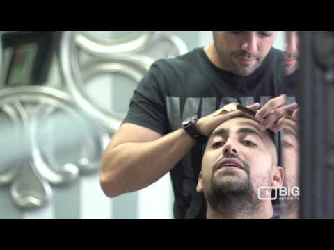 The Groom Room Barber Shop in West Hampstead London for Mens Haircuts and Hairstyles