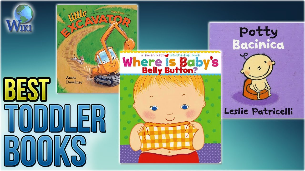 10 Best Toddler Books 2018 Youtube
