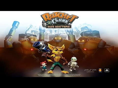 Ratchet And Clank Size Matters Walkthrough Complete Game