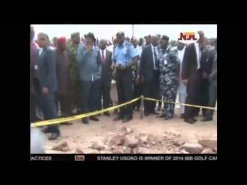 Nigeria explosion aftermath