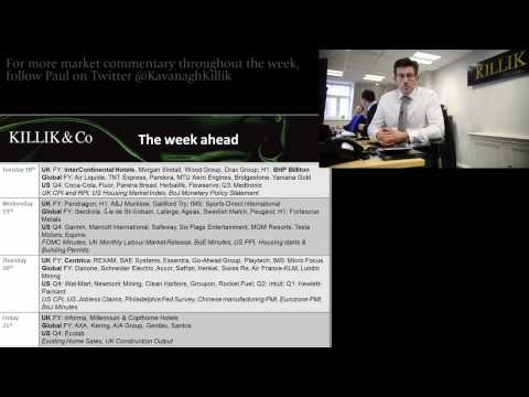 Paul Kavanagh's Market Update, 17 February 2014