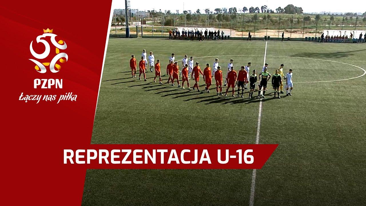 U-16: Skrót meczu POLSKA - BIAŁORUŚ (1:0)