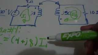 Circuitos Aplicados : Acoplamiento Magnetico (EJERCICIO 1)