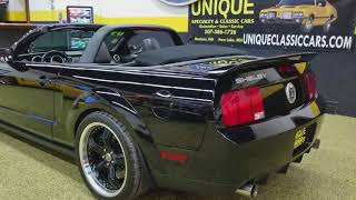 2009 Shelby GT500 Mustang convertible for sale 13,xxx miles