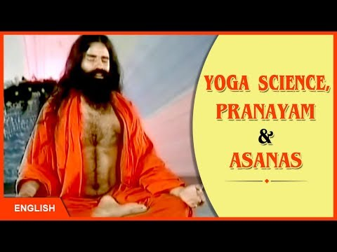 yoga science pranayam and asanas  english  yoga guru