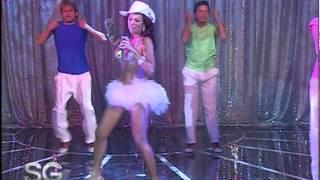 "Iliana Calabró en vivo, ""Bum Bum"" - Susana Giménez 2007"